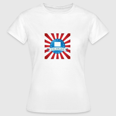 Colorado Badge - Women's T-Shirt
