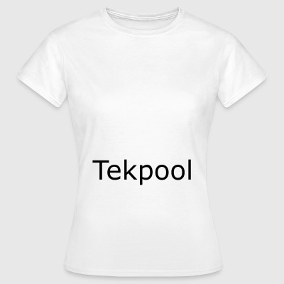 Tekpool - Dame-T-shirt