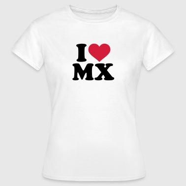 Motocross - Frauen T-Shirt