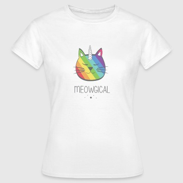 Meowical - Dame-T-shirt