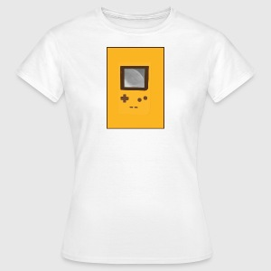 Game Boy Nostalgie - Laurids B Entwurf - Frauen T-Shirt