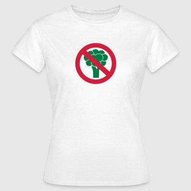 Brokkoli - Frauen T-Shirt