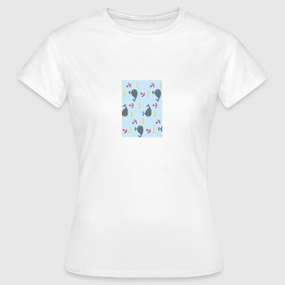 Whale Case - Camiseta mujer