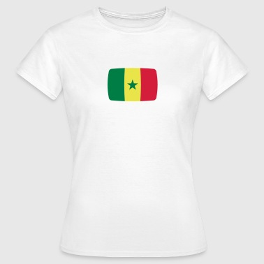 Senegal flag Senegal Senegalese Flag  - Women's T-Shirt