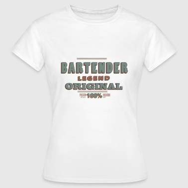 Bartender - Women's T-Shirt