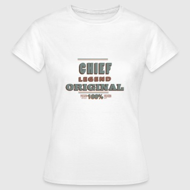 Chief - Women's T-Shirt