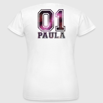 Paula Name - Frauen T-Shirt