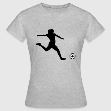 women's soccer - Women's T-Shirt