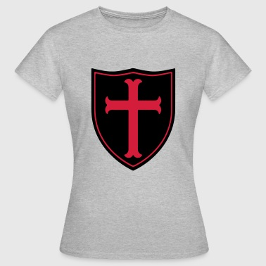 crusaders cross #1 - T-shirt Femme