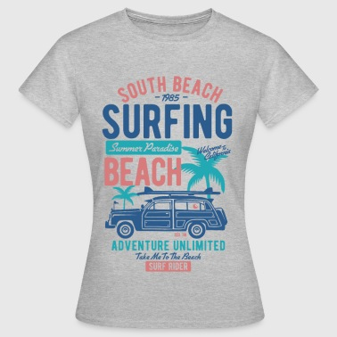 South Beach - T-shirt Femme