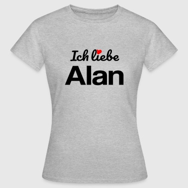 Alan - Frauen T-Shirt
