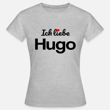 Hugo Hugo - Frauen T-Shirt