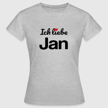 Jan - Frauen T-Shirt