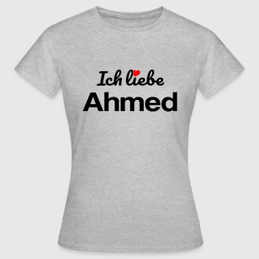 Ahmed - Frauen T-Shirt