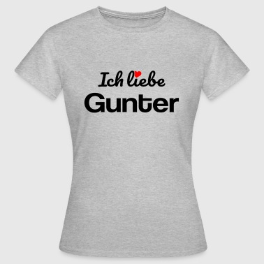 Gunter - Frauen T-Shirt