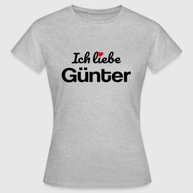Günter - Frauen T-Shirt