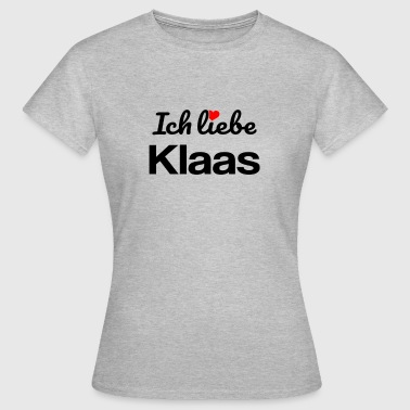 Klaas - Frauen T-Shirt
