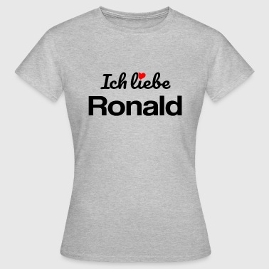 Ronald - Frauen T-Shirt