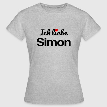 Simon - Frauen T-Shirt