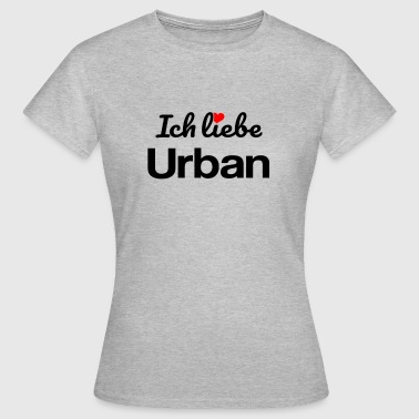 Urban - Frauen T-Shirt