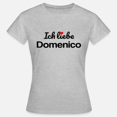 Domenico Domenico - Frauen T-Shirt