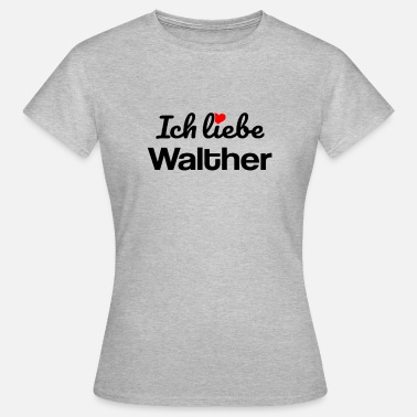 Walther Walther - Frauen T-Shirt
