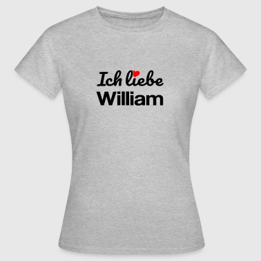 William - Frauen T-Shirt