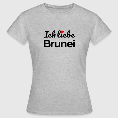 Brunei - Frauen T-Shirt