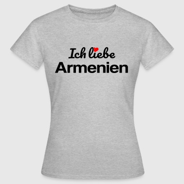 Armenien - Frauen T-Shirt