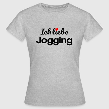 Jogging - Frauen T-Shirt