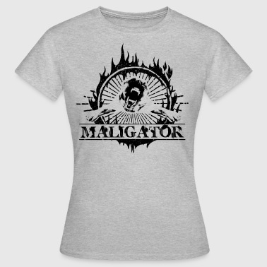 Maligator  - Belgian shepherd - Malinois  - Women's T-Shirt