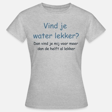 Waters Water - Women's T-Shirt