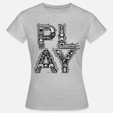 Nerd Play - Women's T-Shirt