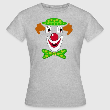 Clown - Frauen T-Shirt
