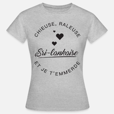 Colombo Sri-Lankaise Chieuse - T-shirt Femme