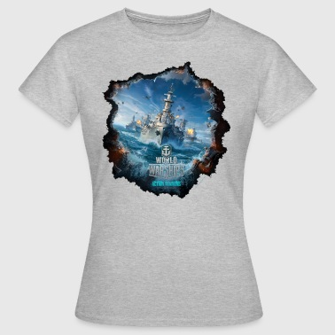 World of Warships Theme - Women's T-Shirt