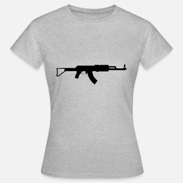 Armed Forces armed - Women's T-Shirt