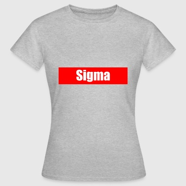 Sigma - Women's T-Shirt