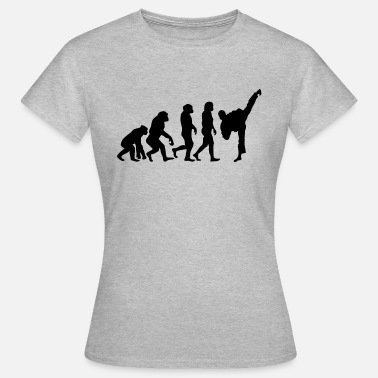 Evolution Martial Arts ++ ++ Martial Arts Evolution - Women's T-Shirt