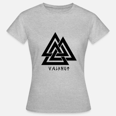 valknut - Women's T-Shirt