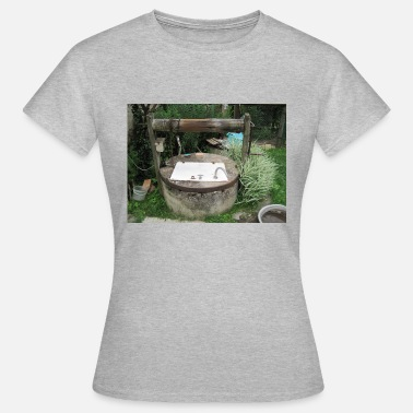 Fontaine une fontaine - T-shirt Femme