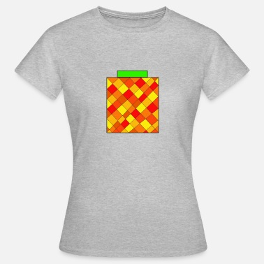 Pineapple Draw pineapple - Women's T-Shirt