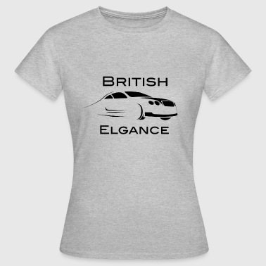 Bentley Bentley British Elgance - T-shirt Femme
