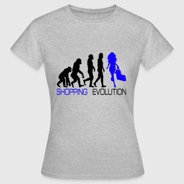 Moda Evolution - Womens T-shirt regalo - Maglietta da donna