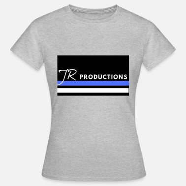 JR Productions - T-shirt Femme