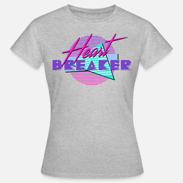 Anti Valentines Day HEART BREAKER t-shirts - Women's T-Shirt