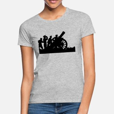 Cannon cannon - Women's T-Shirt