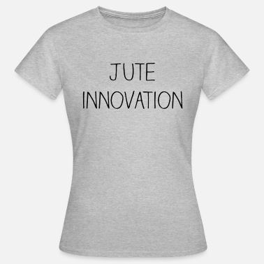 Jute jute innovation - Frauen T-Shirt