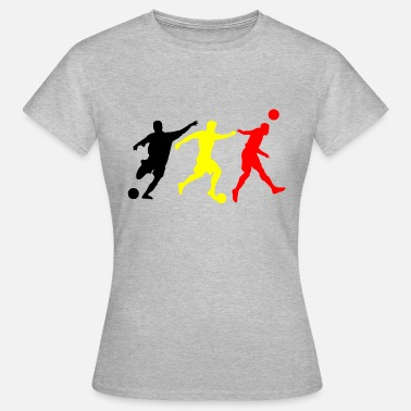 Belgium Football Football Belgium - Women's T-Shirt