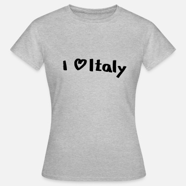 Little Italy I love Italy - Women's T-Shirt